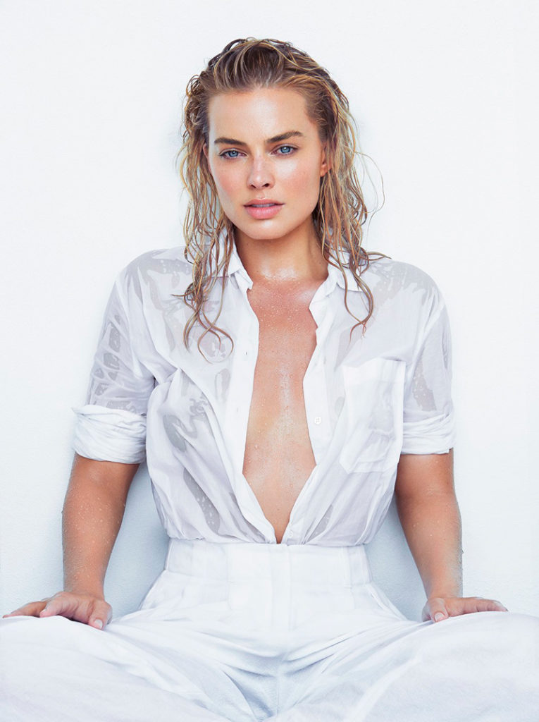 Margot Robbie Boobs Pics