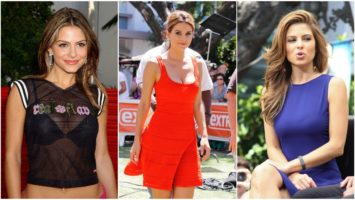 33 Hot Pictures Of Maria Menounos Show Her Sexy Bikini And WWE Pics
