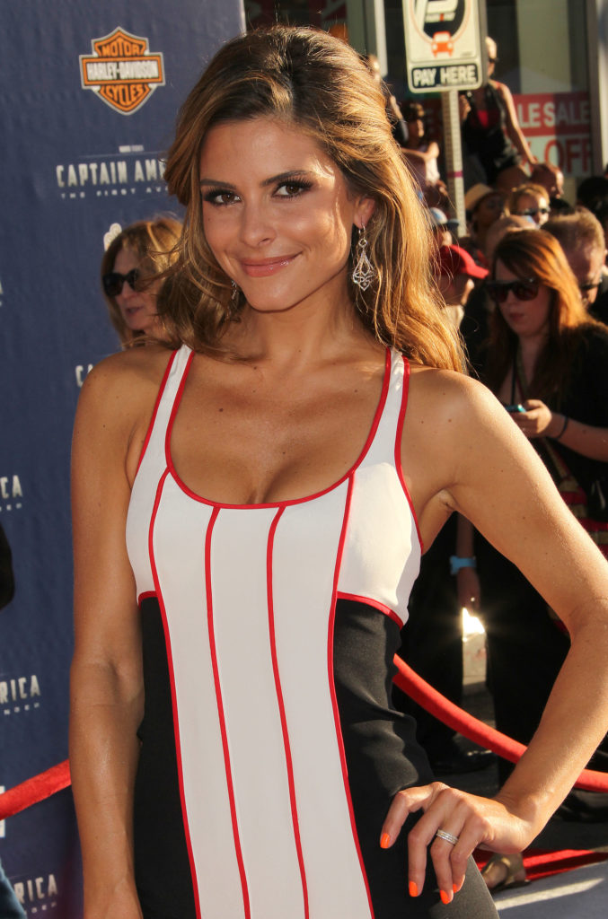 Maria Menounos Abs Images