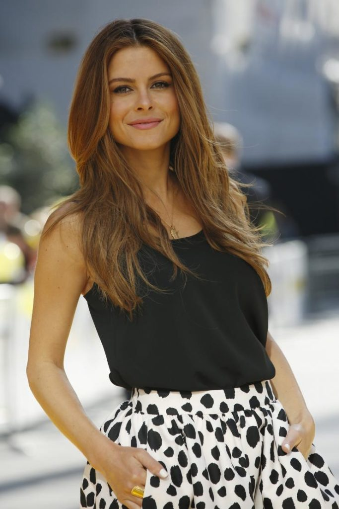 Maria Menounos Hair Style Wallpapers