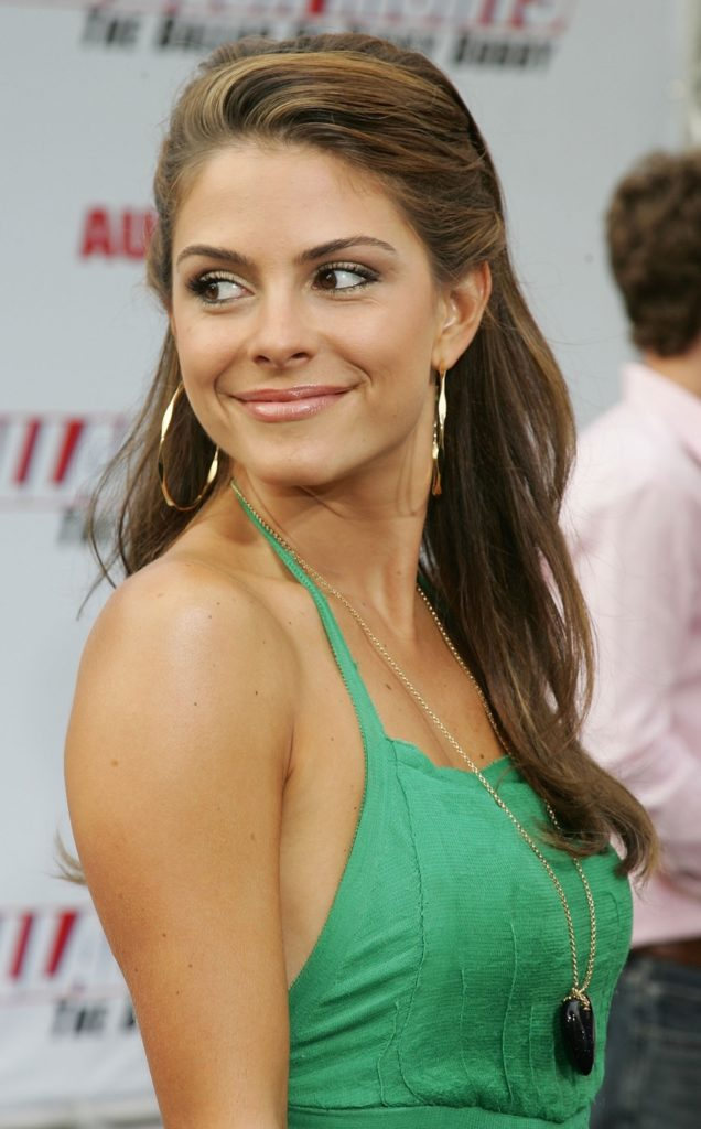 Maria Menounos Laugh Images