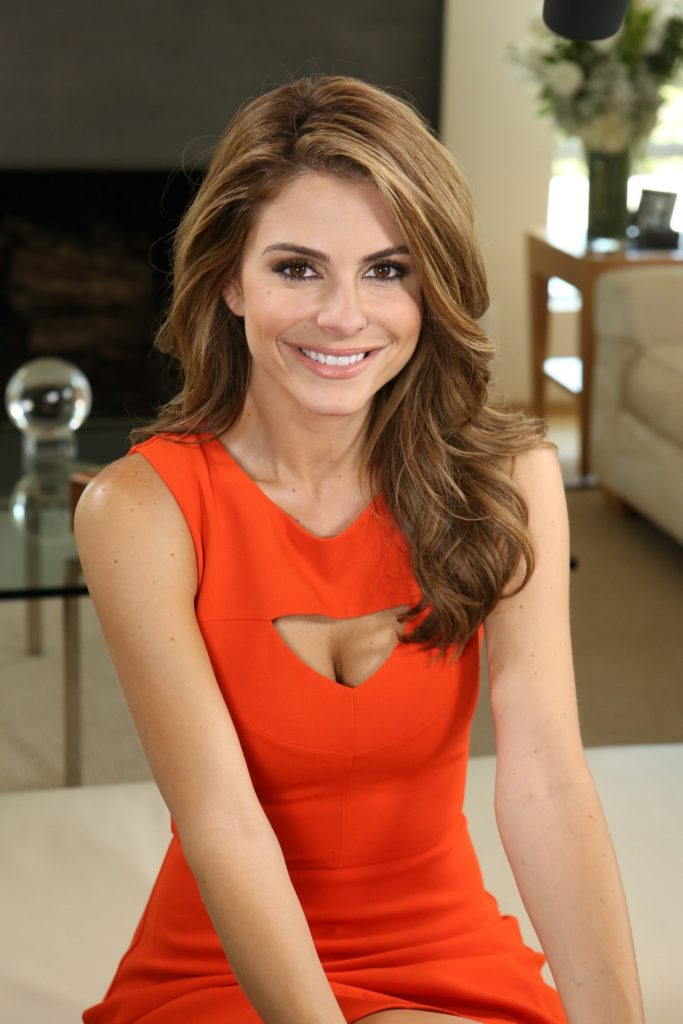 Maria Menounos Topless Pictures