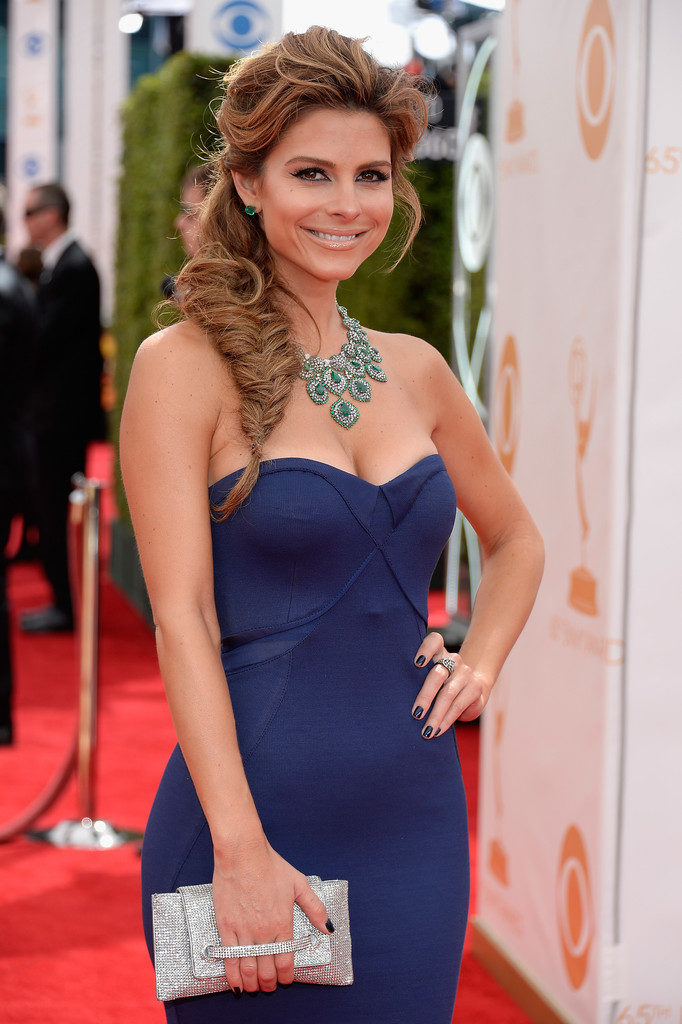 Maria Menounos Wedding Dress Pictures