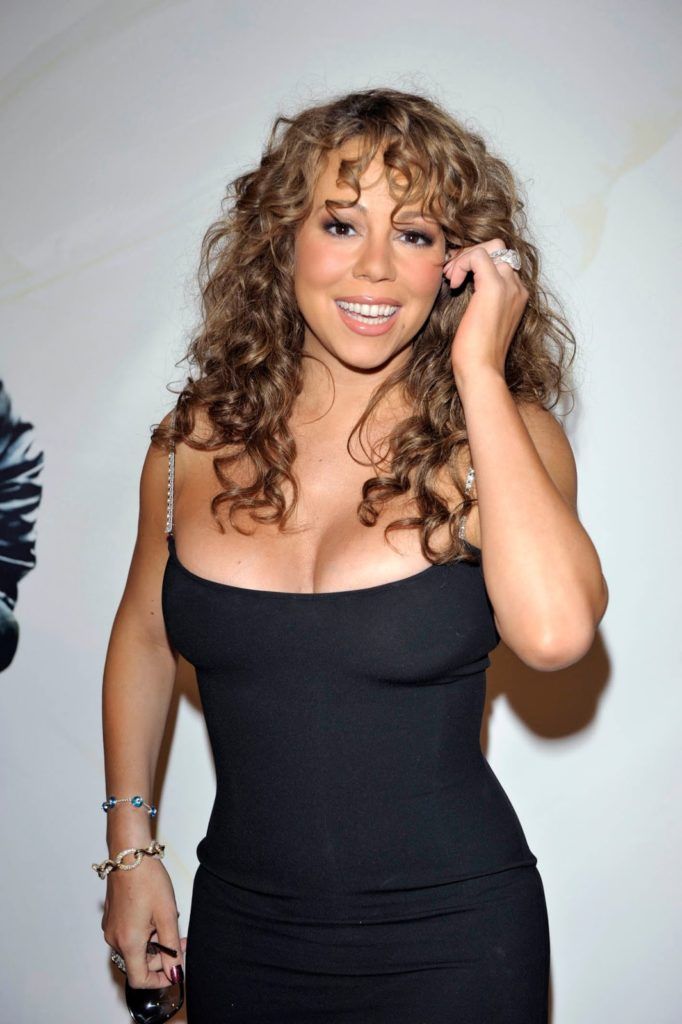 Mariah Carey Breasts Pictures