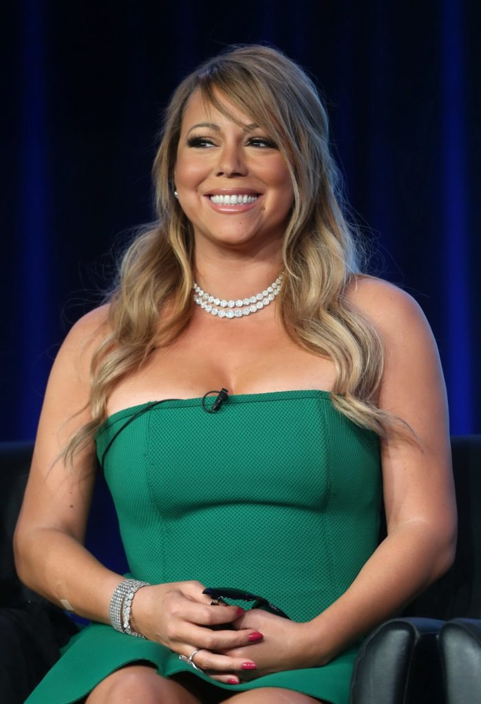 Mariah Carey Event Images