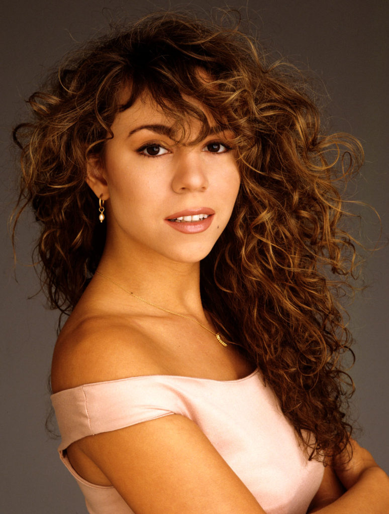 Mariah Carey Hair Style Wallpapers
