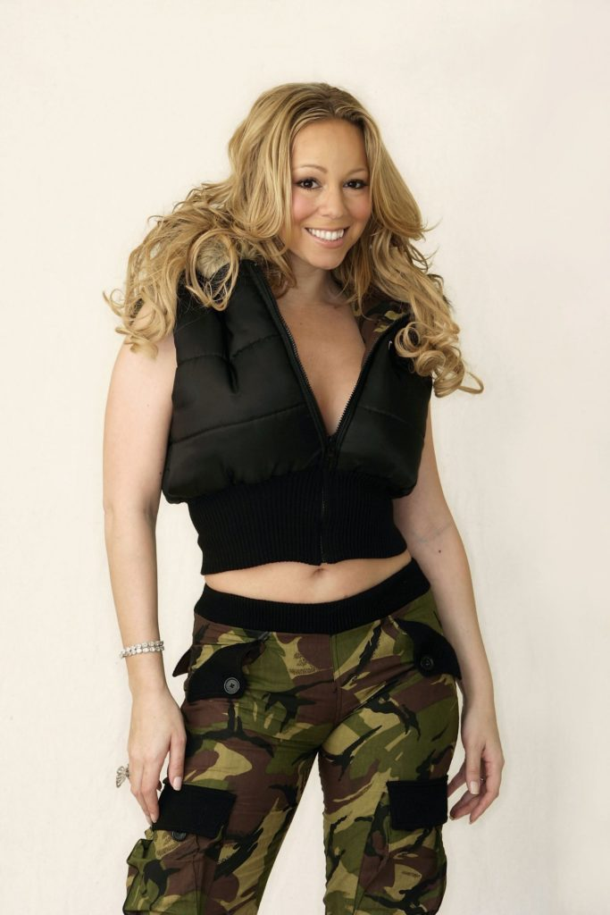 Mariah Carey Jeans Photos