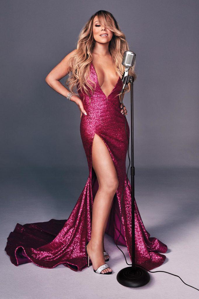 Mariah Carey Lingerie Images
