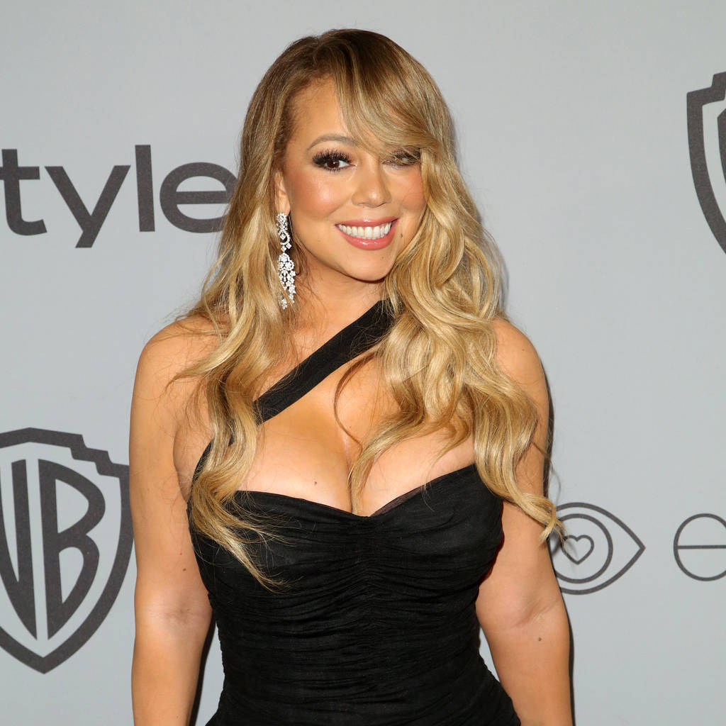 Mariah Carey Lingerie Pictures