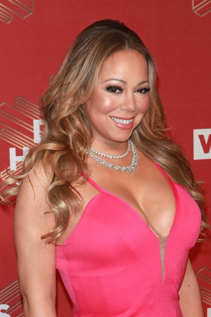 Mariah Carey No Makeup Pics