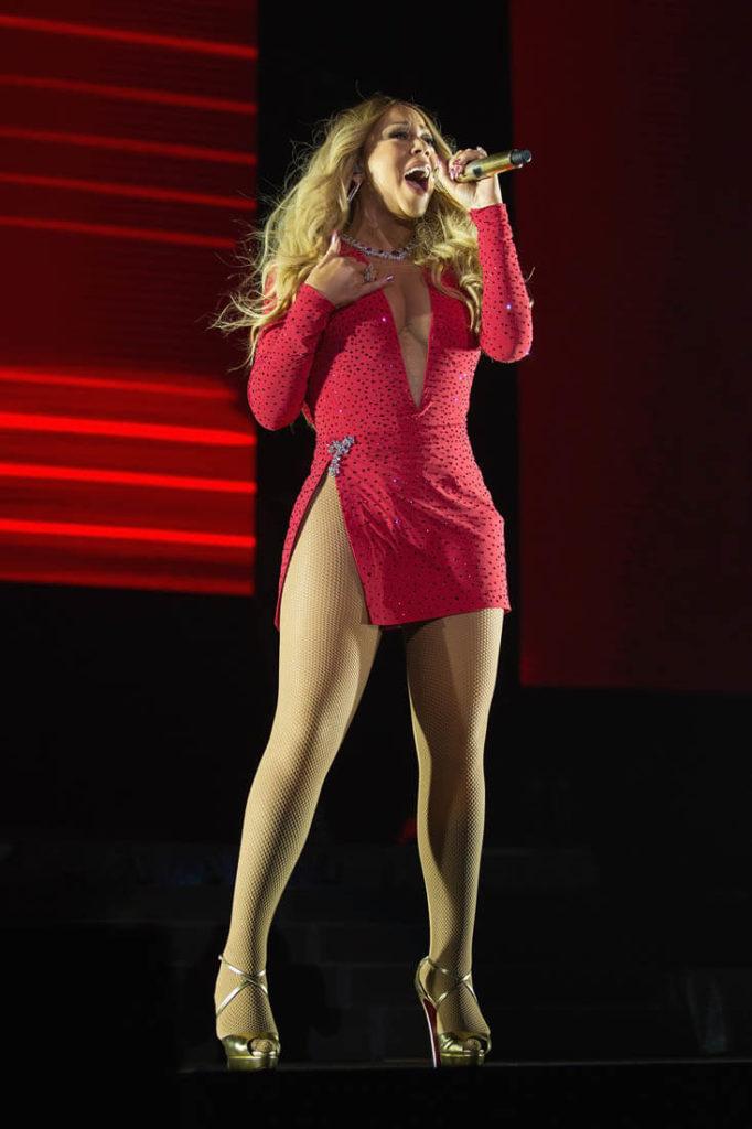 Mariah Carey Undergarments Pics