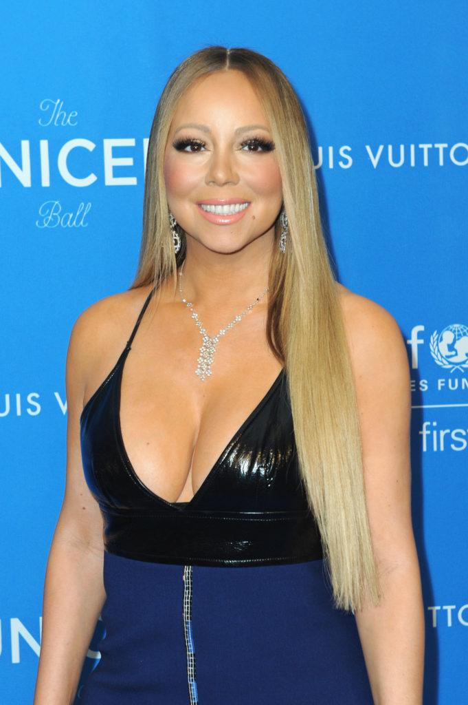 Mariah Carey Upskirt Images