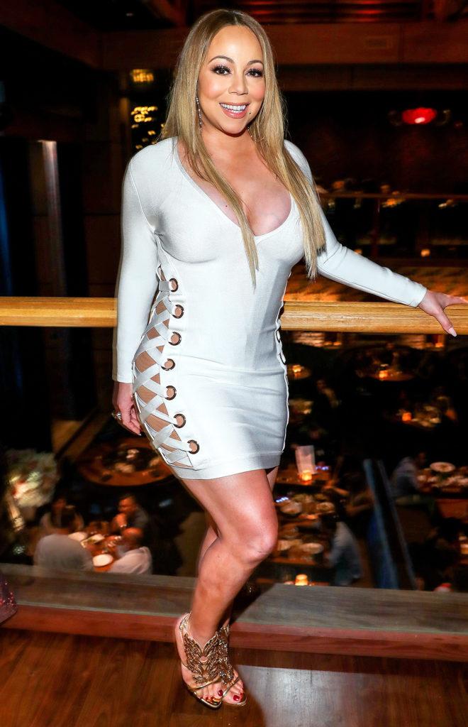 Mariah Carey legs Images