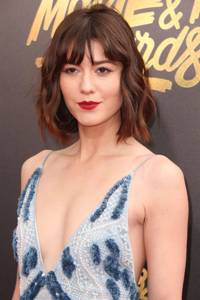 Mary Elizabeth Winstead Cleavage Images