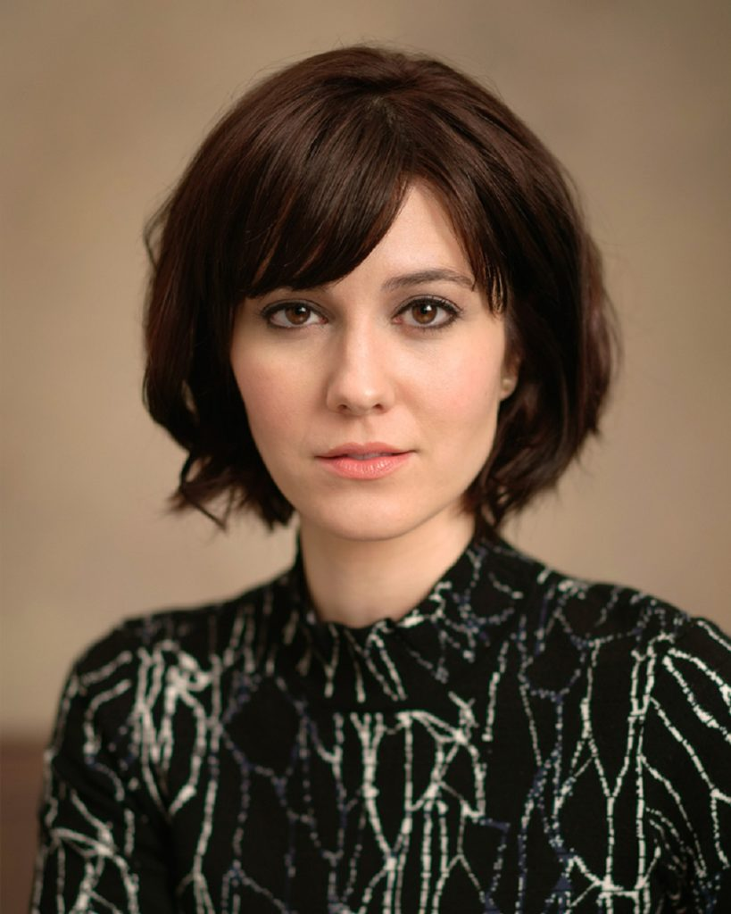 Mary Elizabeth Winstead Hair Cut Pics