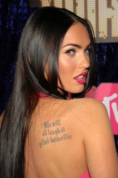 Megan Fox Cute Pics