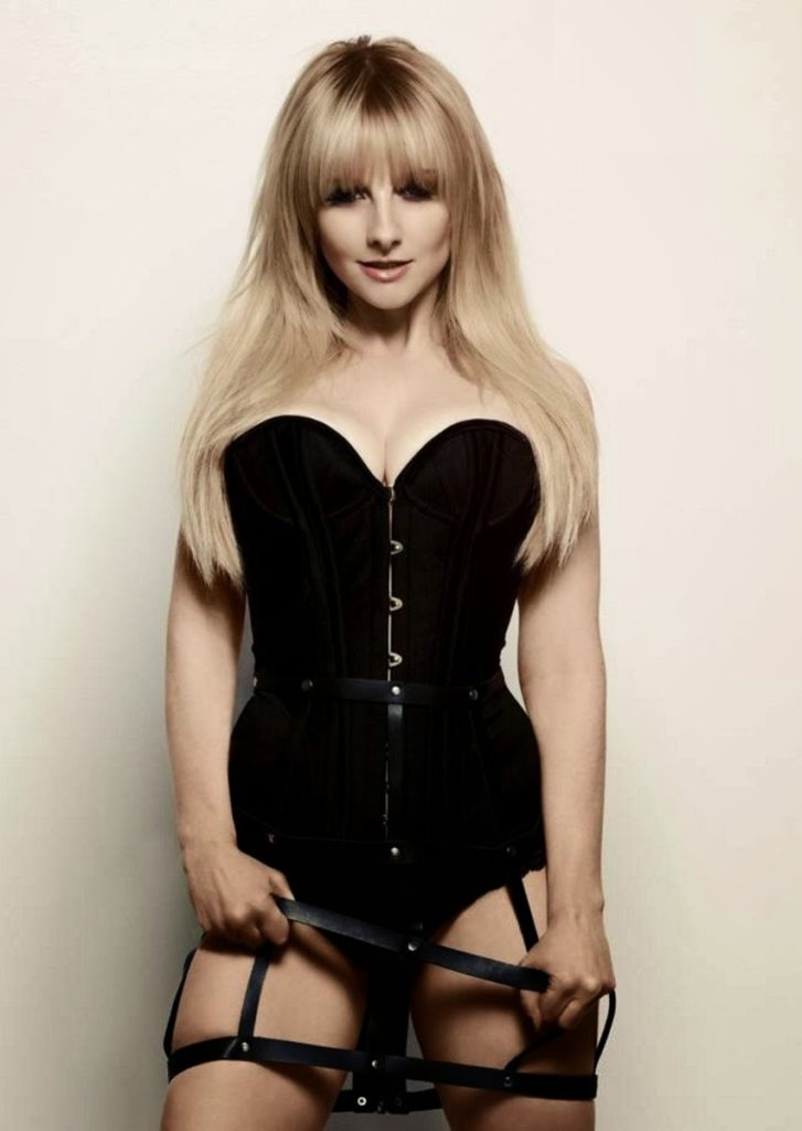 Melissa Rauch Bathing Suit Pics