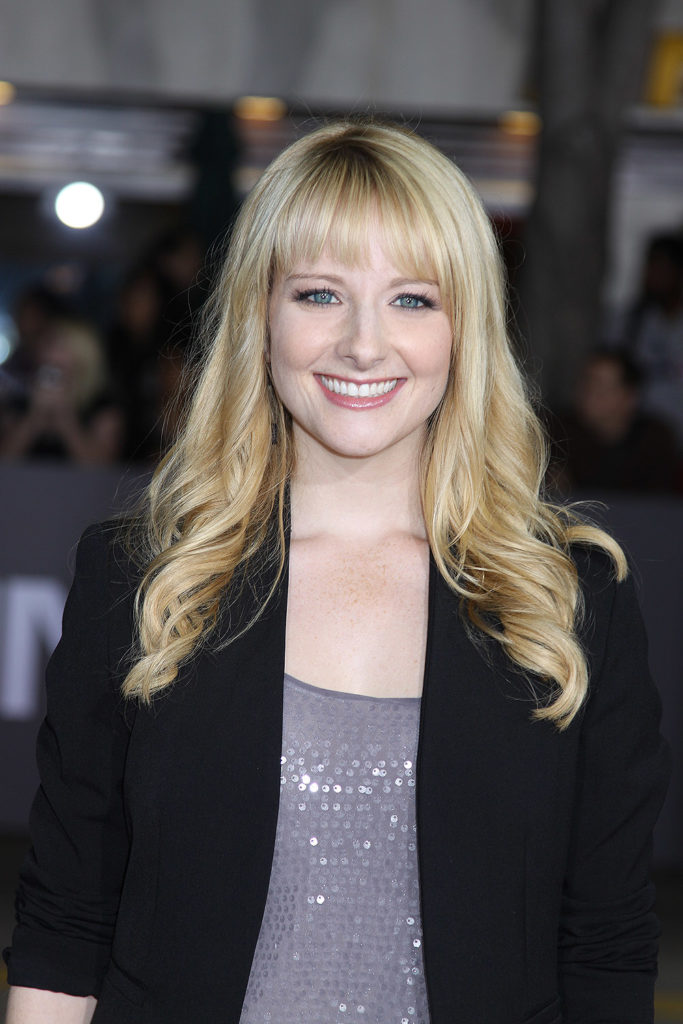 33 hot melissa rauch pictures show her sexy look in