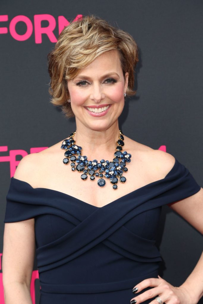 Melora Hardin Latest Hair Style Photos