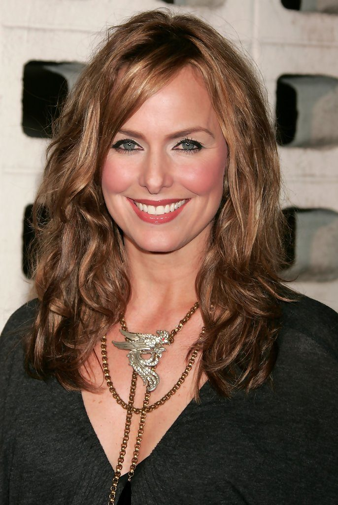 Melora Hardin Smiling Photos