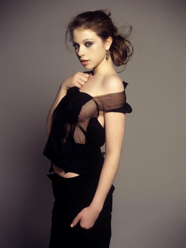Michelle Trachtenberg Maxim Images