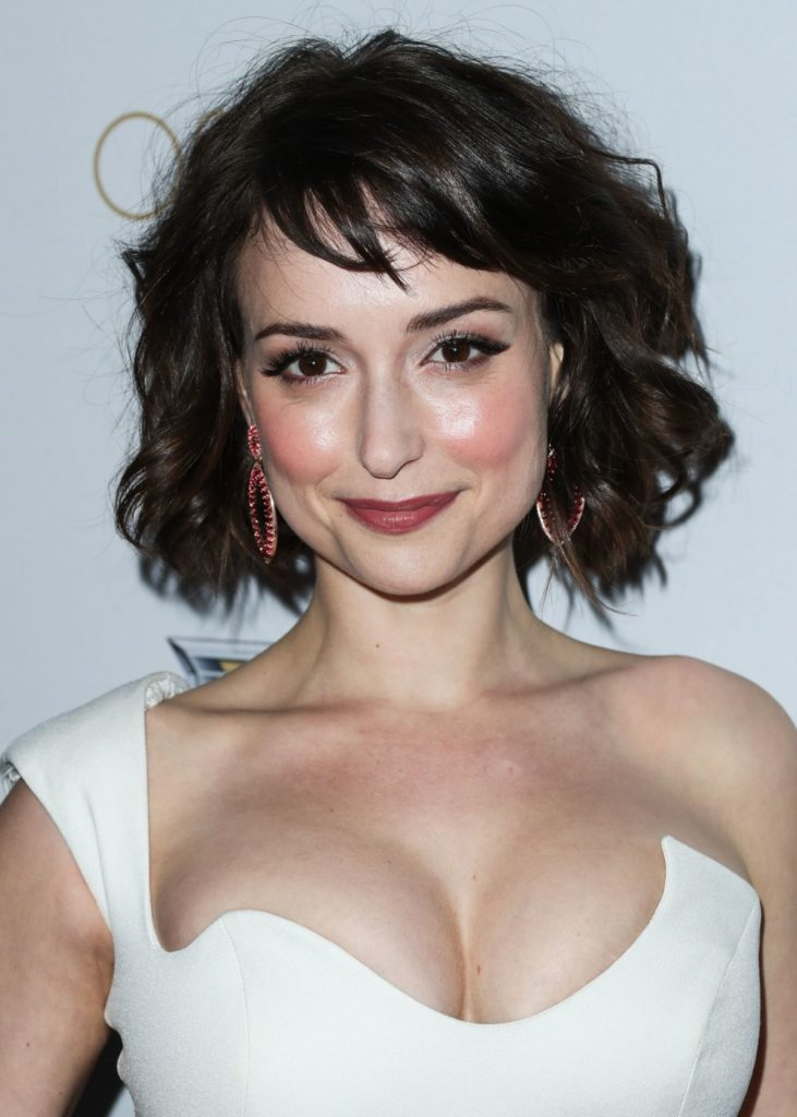 Milana Vayntrub Oops Moment Images
