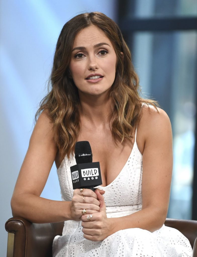 Minka Kelly Images At Event