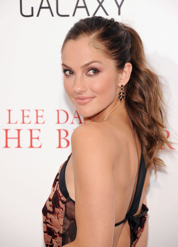 Minka Kelly Pictures