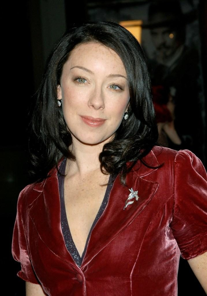 Molly Parker Hot Images