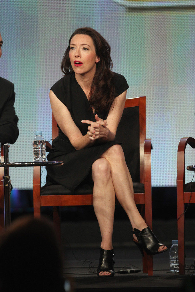 Molly Parker Hot Photos