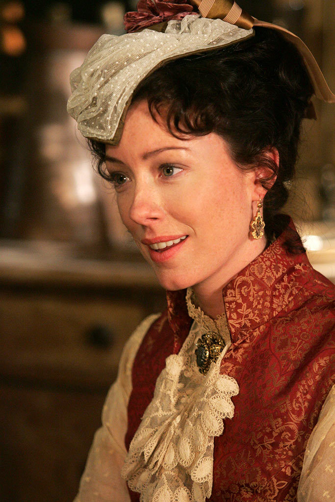 Molly Parker Leaked Photos