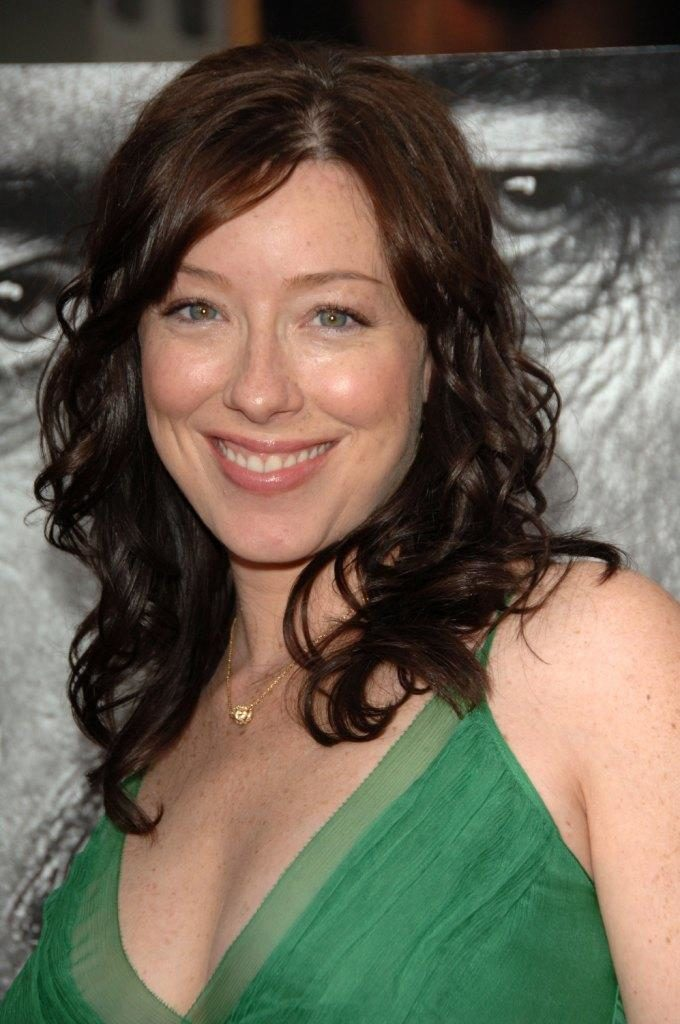 Molly Parker Muscles Pics