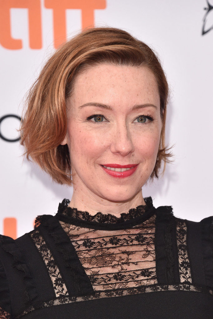 Molly Parker New Look Pics
