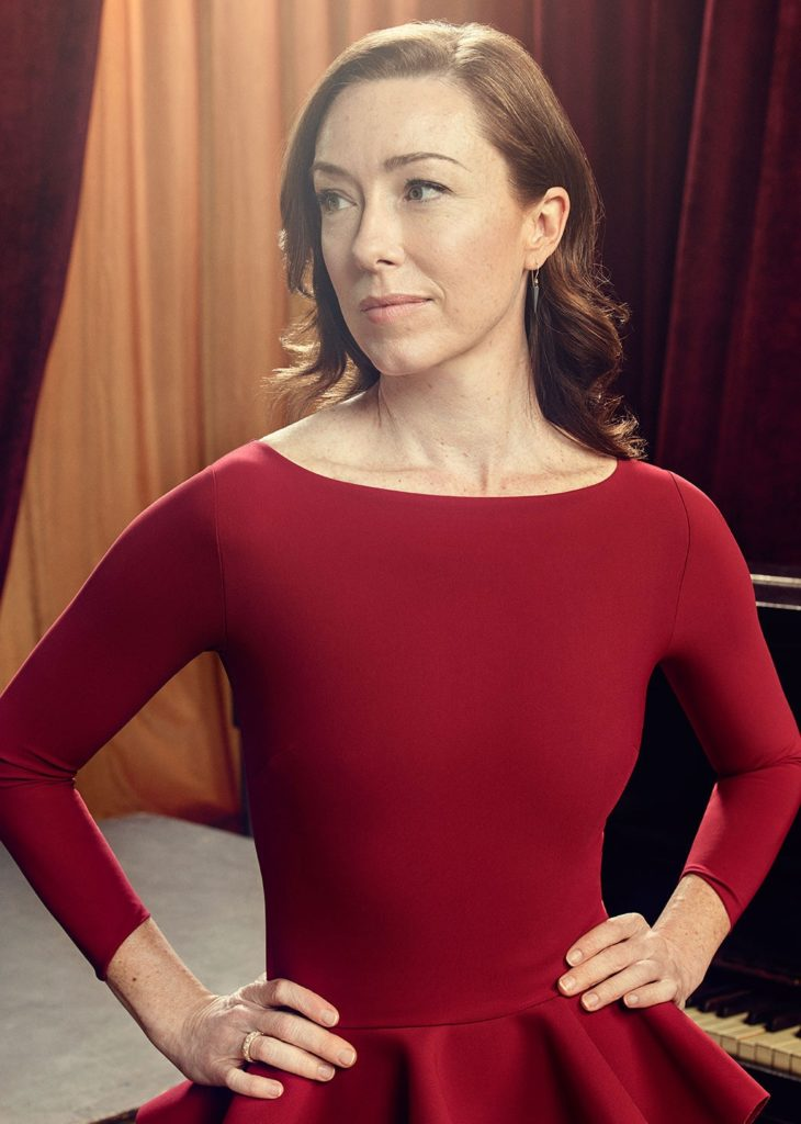 Molly Parker Pictures
