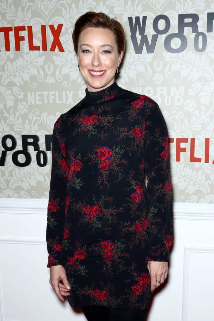 Molly Parker Smile Face Pictures
