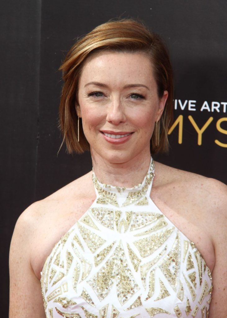 Molly Parker Smiling Images