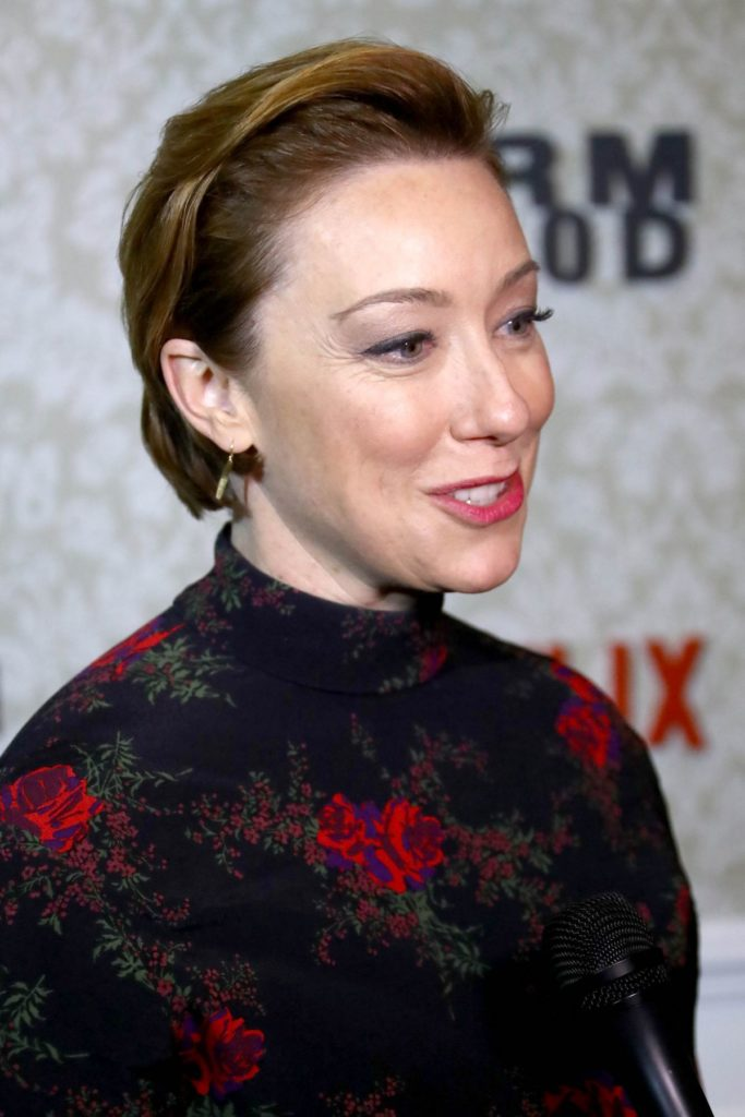 Molly Parker Young Images