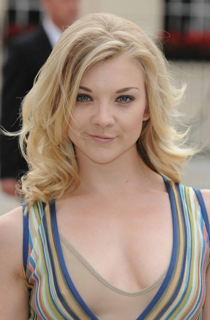 Natalie Dormer Hot Boobs Pics