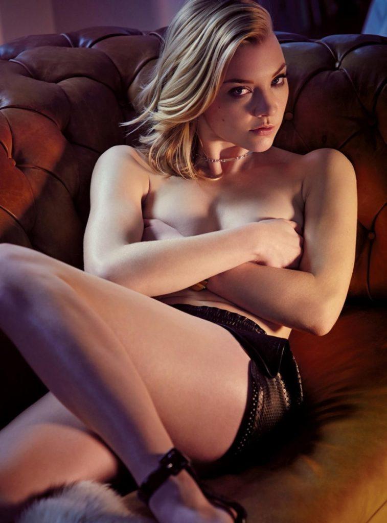 Natalie Dormer Naked Pics