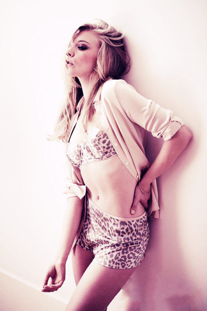Natalie Dormer Pics In Undergarments