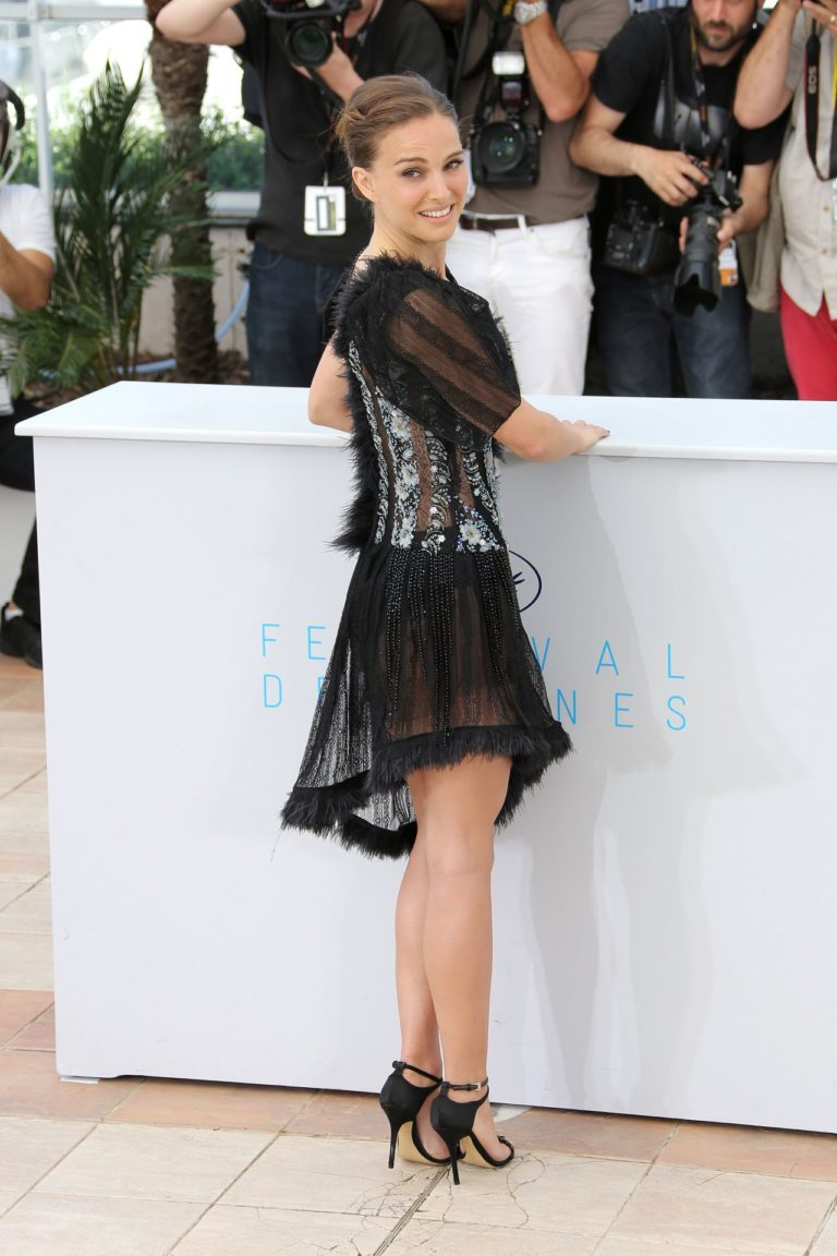 32 Hot Natalie Portman Bikini Short Hair Pictures - Sexy