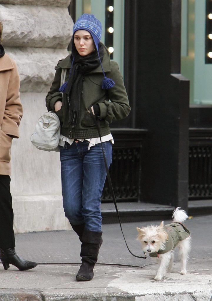 Natalie Portman New Style Photos