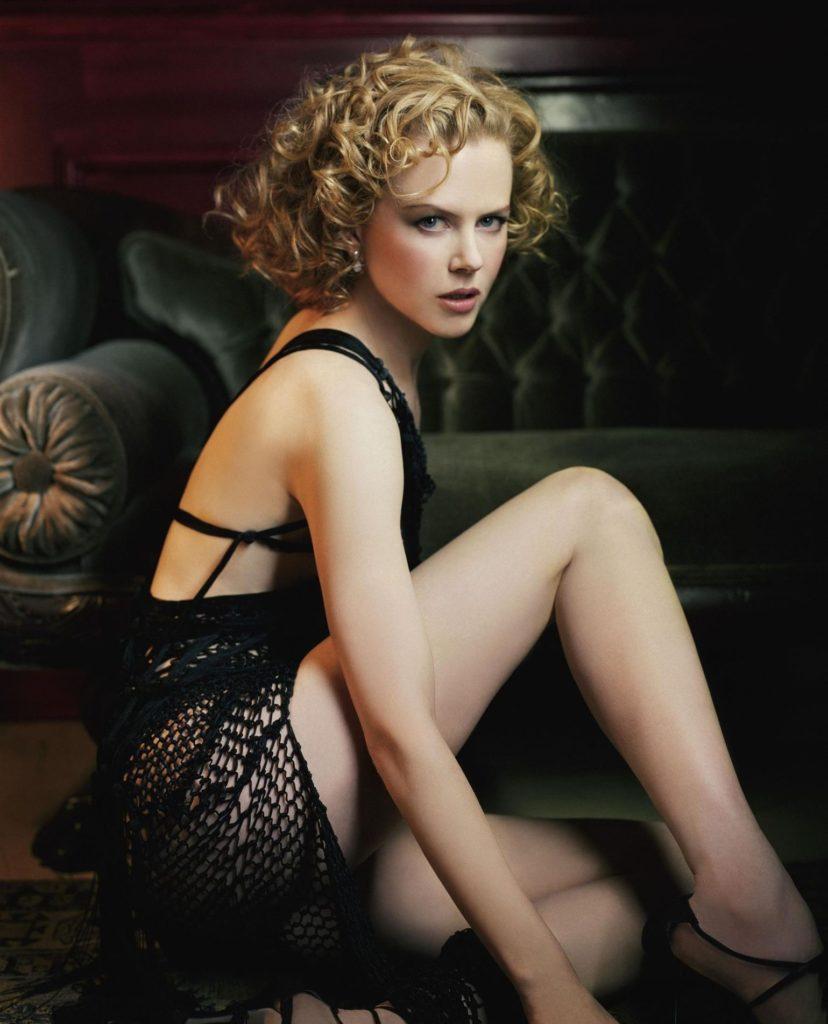 Nicole Kidman Hot & Bold Photoshoots