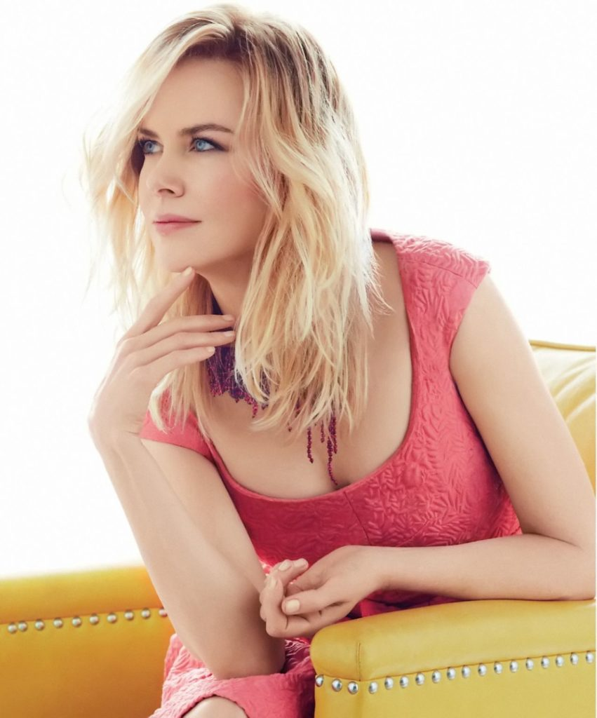 Nicole Kidman Maxim Photoshoots