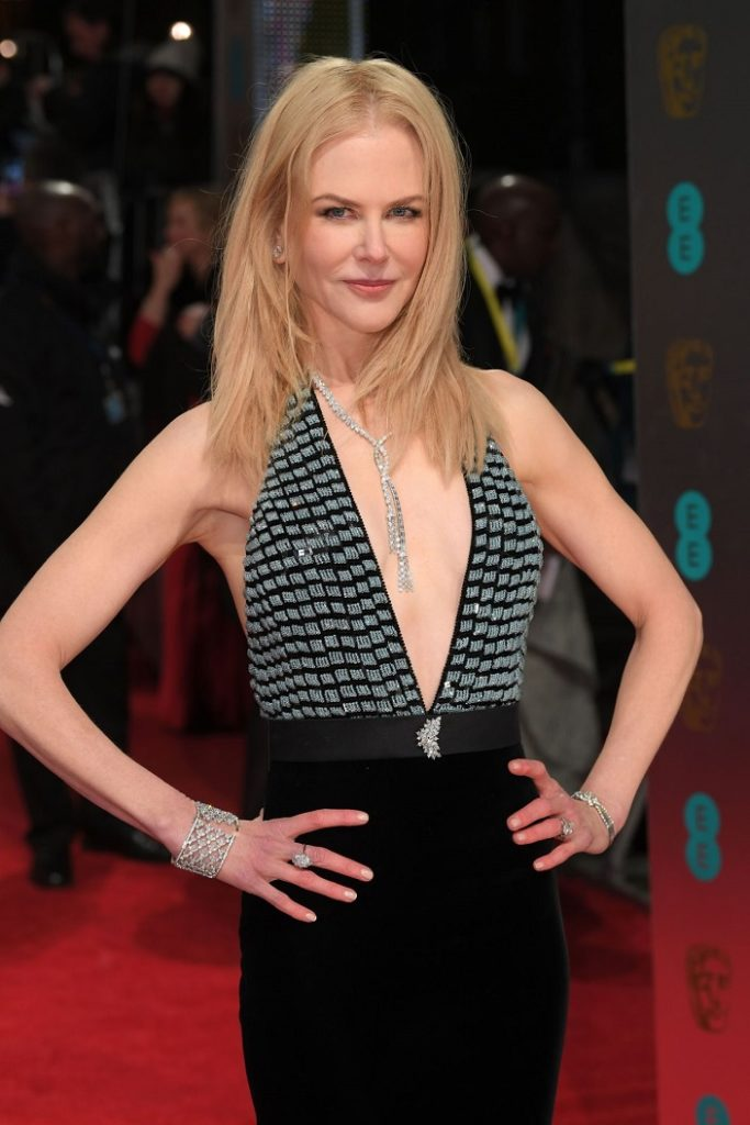 Nicole Kidman No Makeup Pics