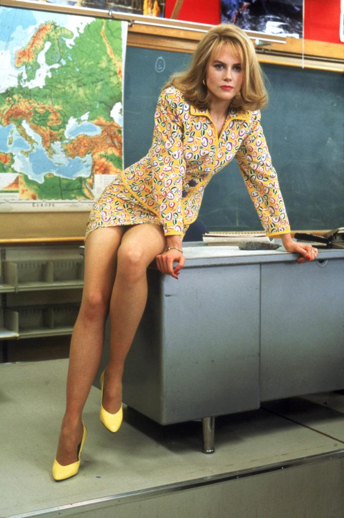 Nicole Kidman Pics In Lingerie