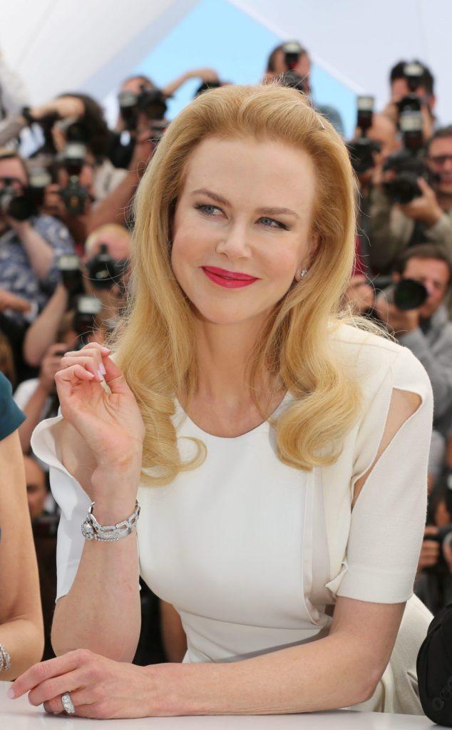 Nicole Kidman Smile Face Photos
