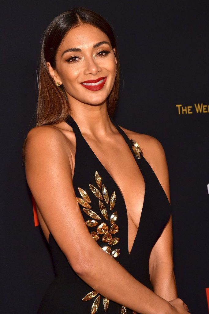 Nicole Scherzinger New Look Images