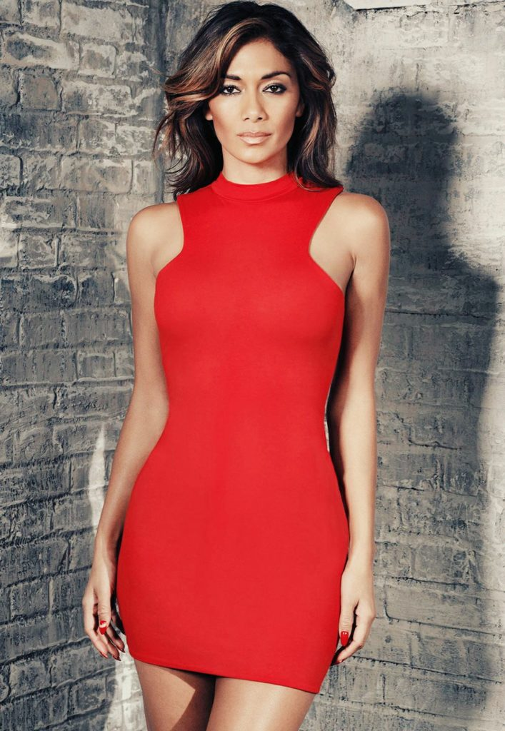 Nicole Scherzinger New Look Pics