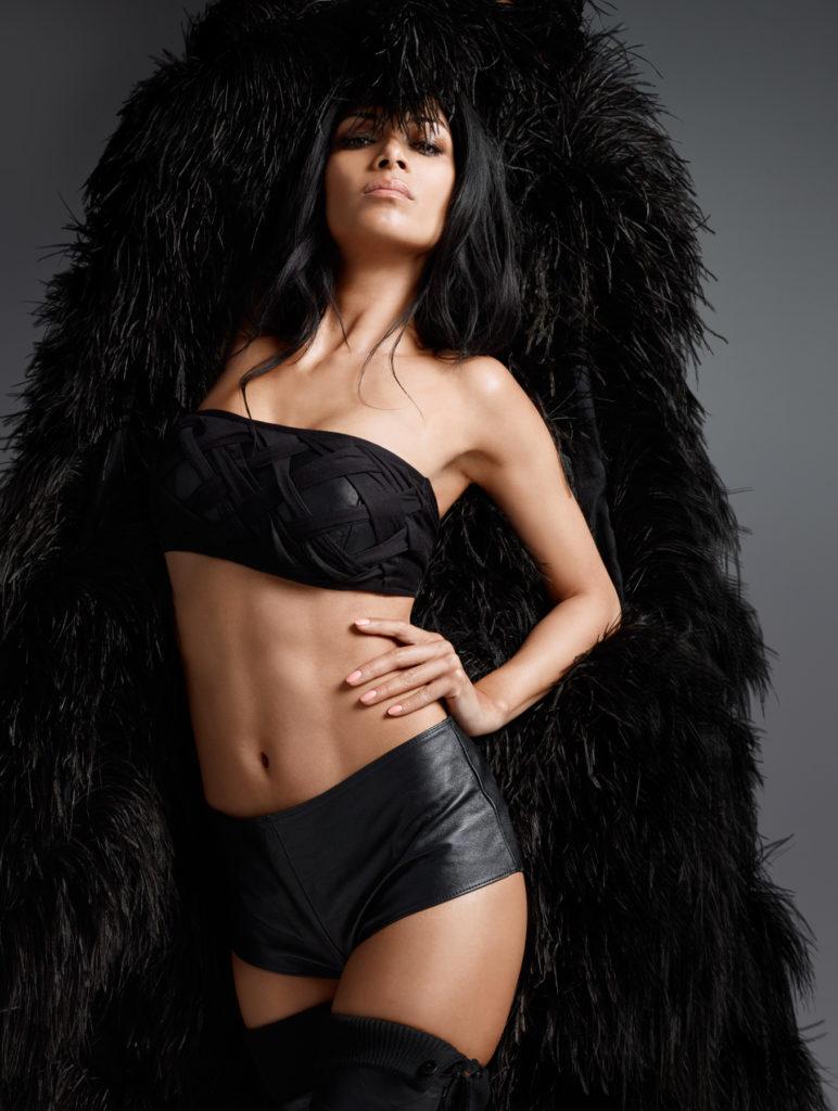 Nicole Scherzinger Swimsuit Pics